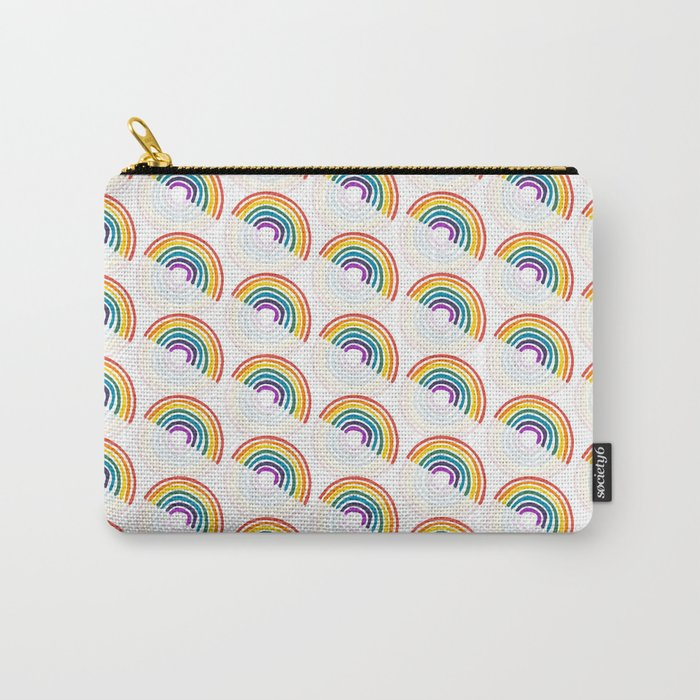 rainbow reflections3413357 carry all pouches