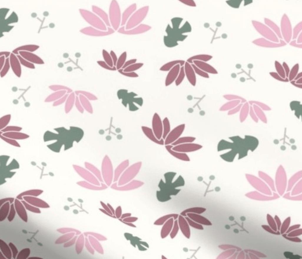 swatch lotus lagoon pink